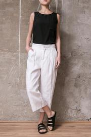 Atelier B.A. Priscilla Cropped Pant - Product Mini Image