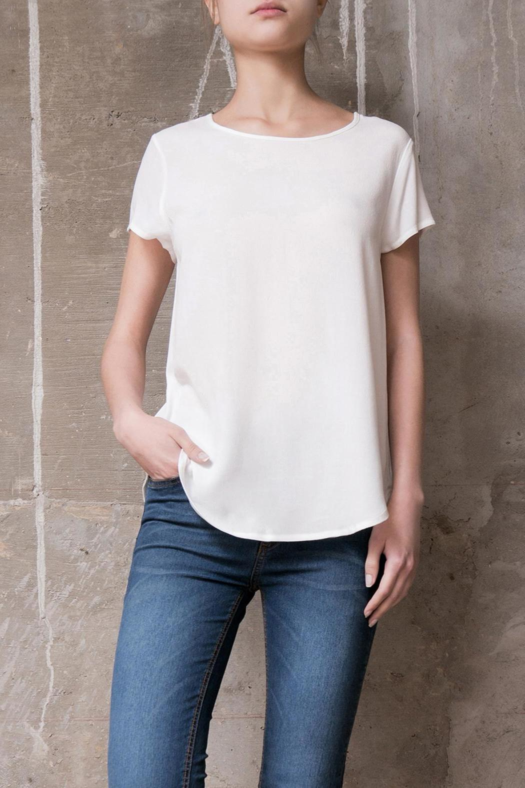 Atelier B.A. Royal T-Shirt - Front Cropped Image