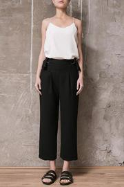 Atelier B.A. Thames Crop Pant - Front cropped