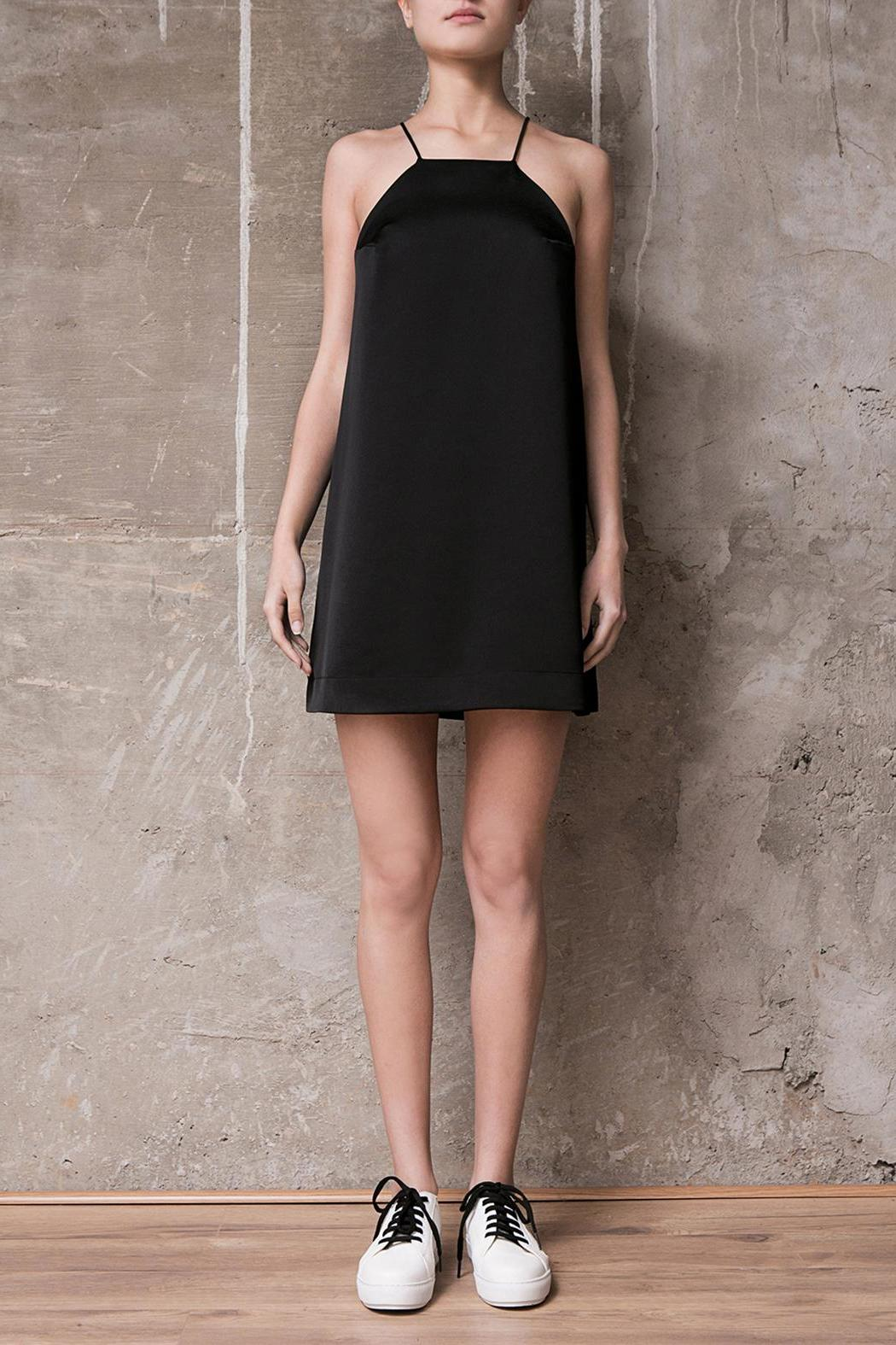 Atelier B.A. Thames Short Dress - Front Cropped Image