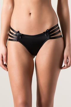 Shoptiques Product: Strappy Silk Thong