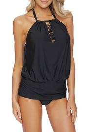 Athena Cailyn Hi Neck Tankini Top - Product Mini Image
