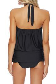 Athena Cailyn Hi Neck Tankini Top - Front full body