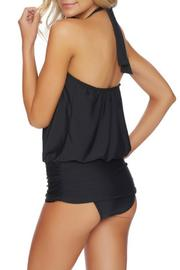 Athena Cailyn Hi Neck Tankini Top - Side cropped