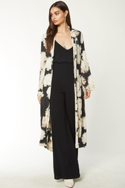 Flynn Skye Athena Floral Duster - Product Mini Image