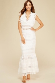 Athina Lace Midi-Skirt Set - Product Mini Image