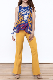 Atina Cristina Adore Top Print - Front full body
