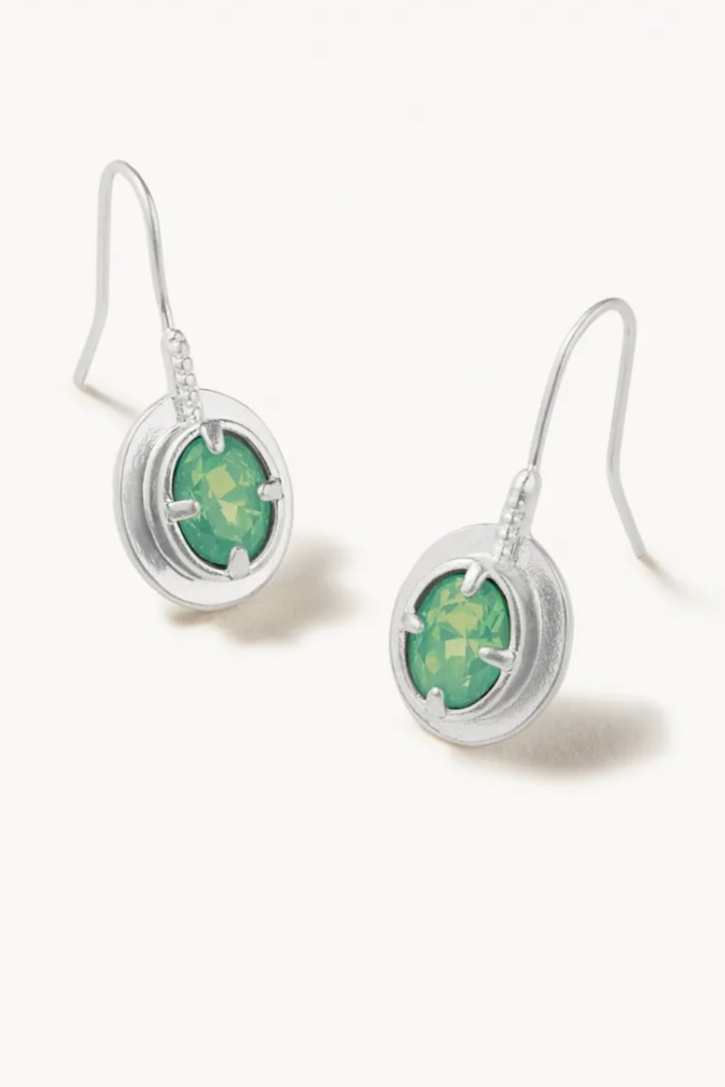 Spartina 449 Atlantic Opal Drop Earrings - Front Cropped Image