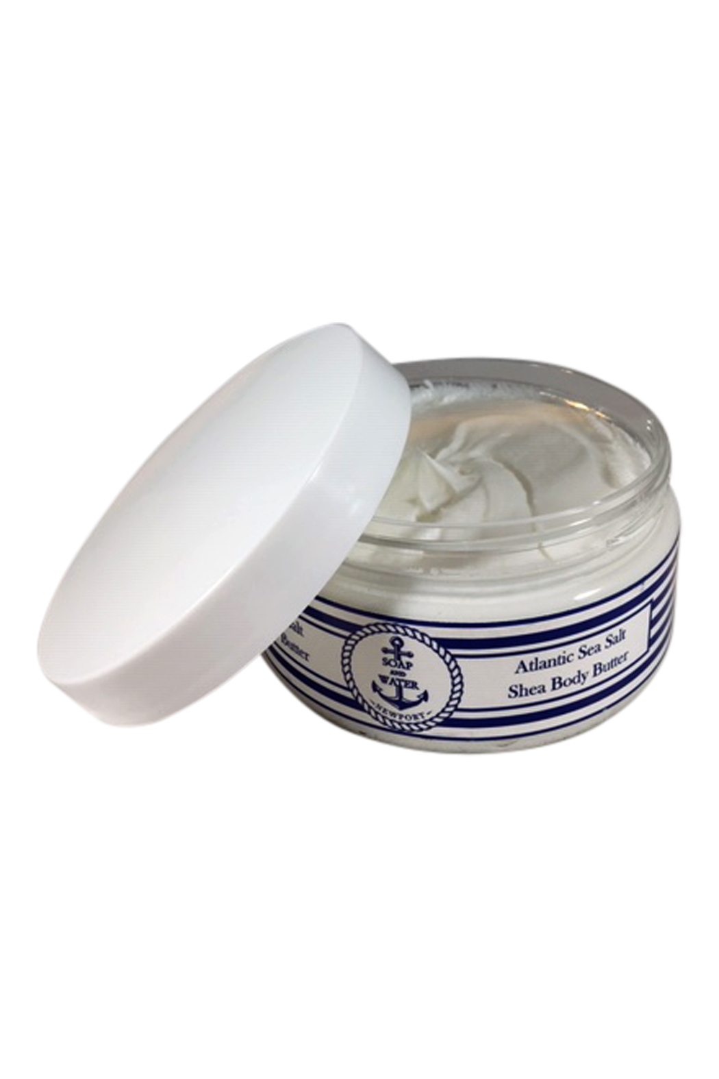 Soap and Water Newport ATLANTIC SEA SALT BODY BUTTER - Front Full Image
