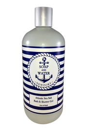 Soap and Water Newport ATLANTIC SEA SALT BODY WASH - Product Mini Image