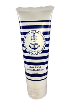 Soap and Water Newport ATLANTIC SEA SALT HAND CREAM - Product List Image