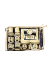 Soap and Water Newport ATLANTIC SEA SALT TRAVEL SKINCARE BAG - Product Mini Image