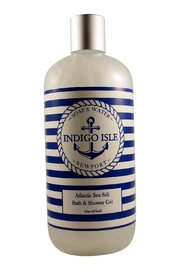 Indigo Isle Atlantic Seasalt Showergel - Product Mini Image