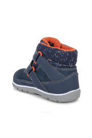 See Kai Run Atlas Waterproof Insulated Boot - Navy/Red - Other