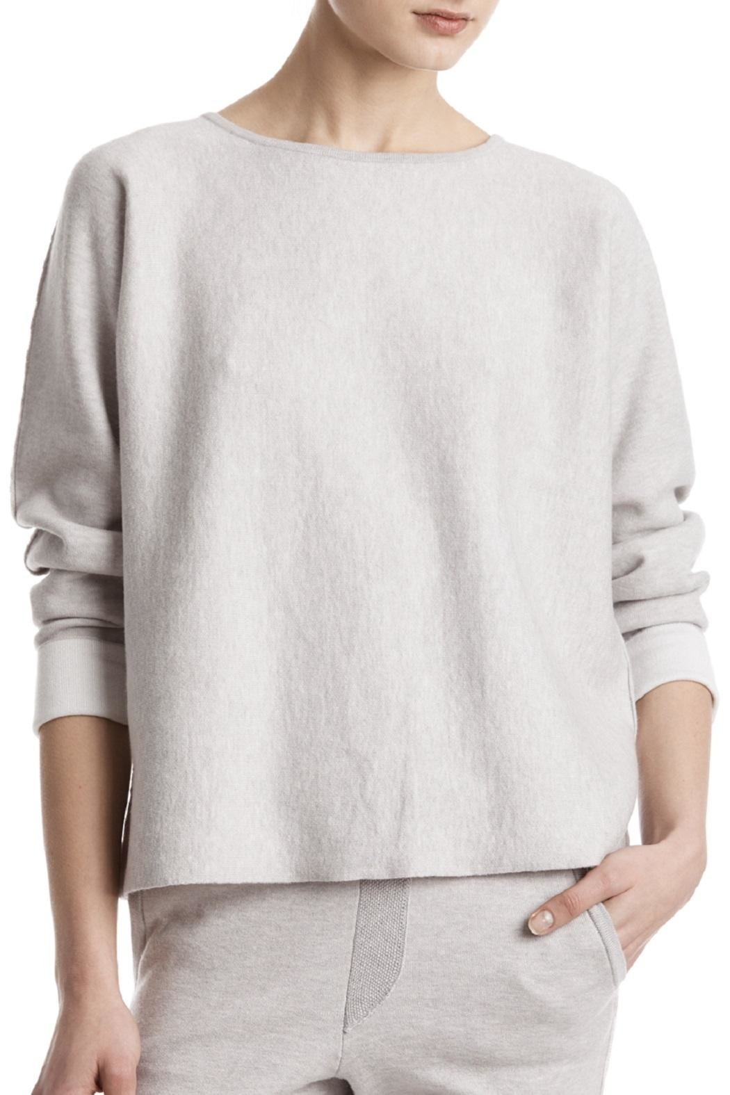 ATM Anthony Thomas Melillo Contrast Plated Pullover - Main Image