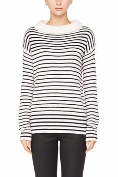 ATM Anthony Thomas Melillo Rollneck Cozy Sweater - Product List Image