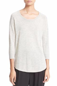 ATM Anthony Thomas Melillo Round Neck Cashmere Pullover - Product List Image