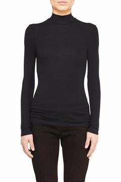 ATM Anthony Thomas Melillo Solid Mock Neck Top - Product List Image
