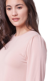 AtoZ Puffy Shoulder Top - Side cropped