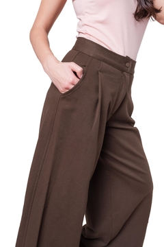 AtoZ Wide Leg Pants - Alternate List Image