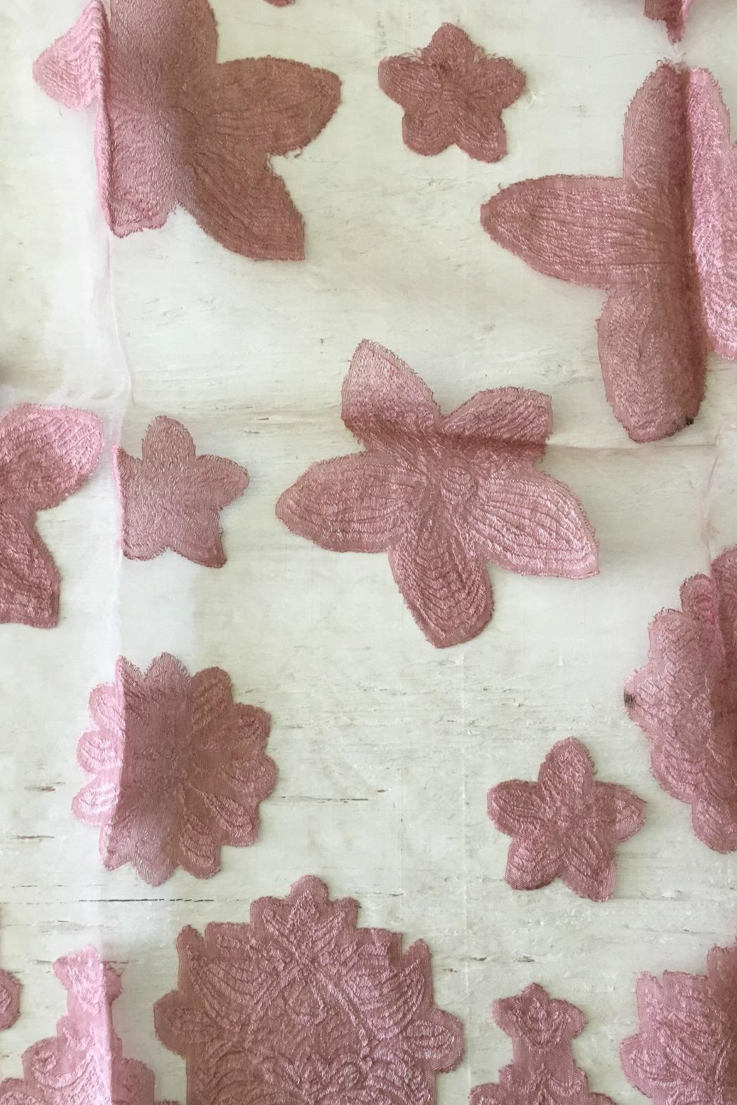 Attire Management Delicate Rose Scarf - Front Full Image