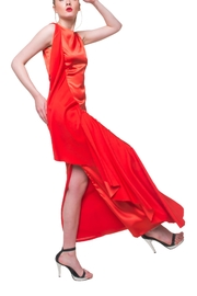 Aubert Design Lauren Satin Dress - Other