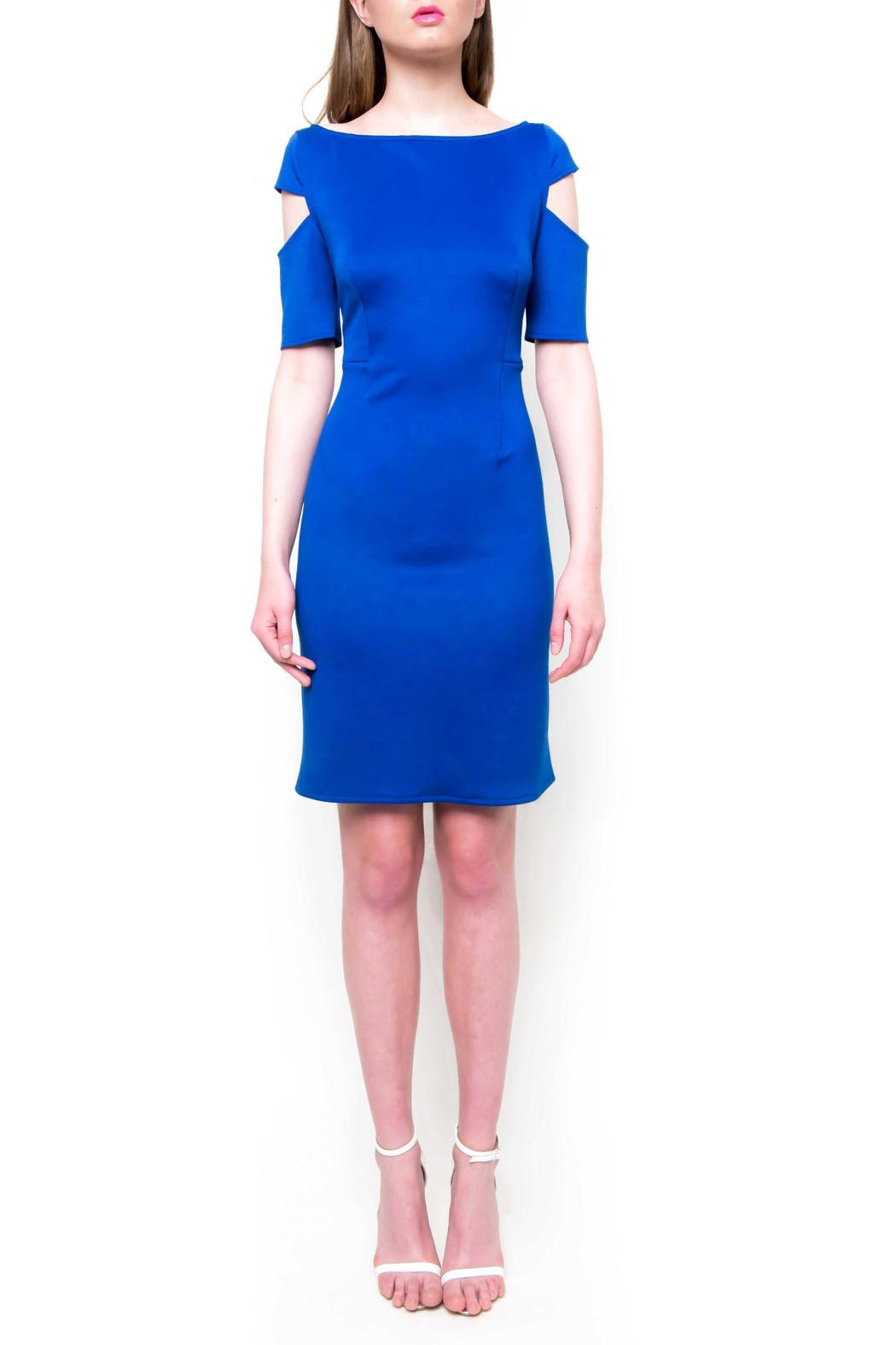 Aubert Design Marilyn Dress - Front Cropped Image
