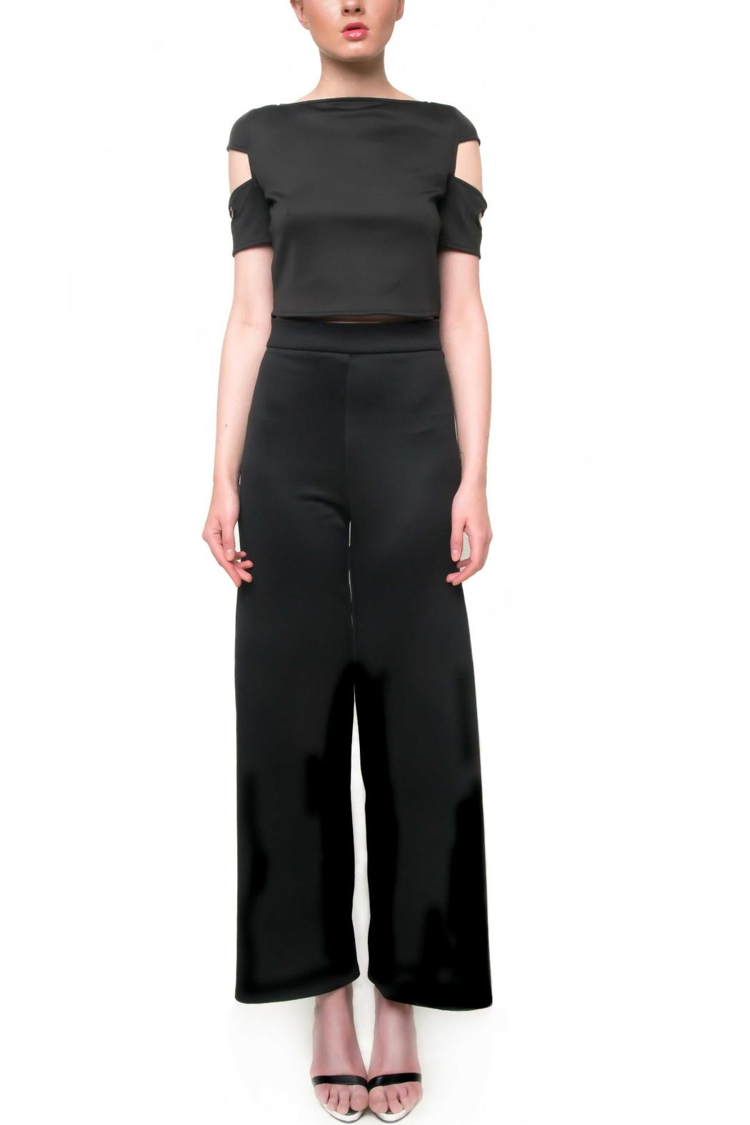 Aubert Design Taylor Trousers - Front Full Image