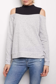 Generation Love  Aubree Double-Layer Sweatshirt - Product Mini Image