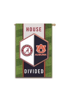 Evergreen Enterprises Auburn/alabama Divided Flag - Alternate List Image