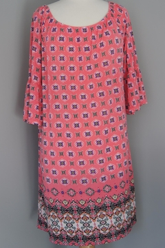 Auditions Eclectic Print Tunic - Product List Image