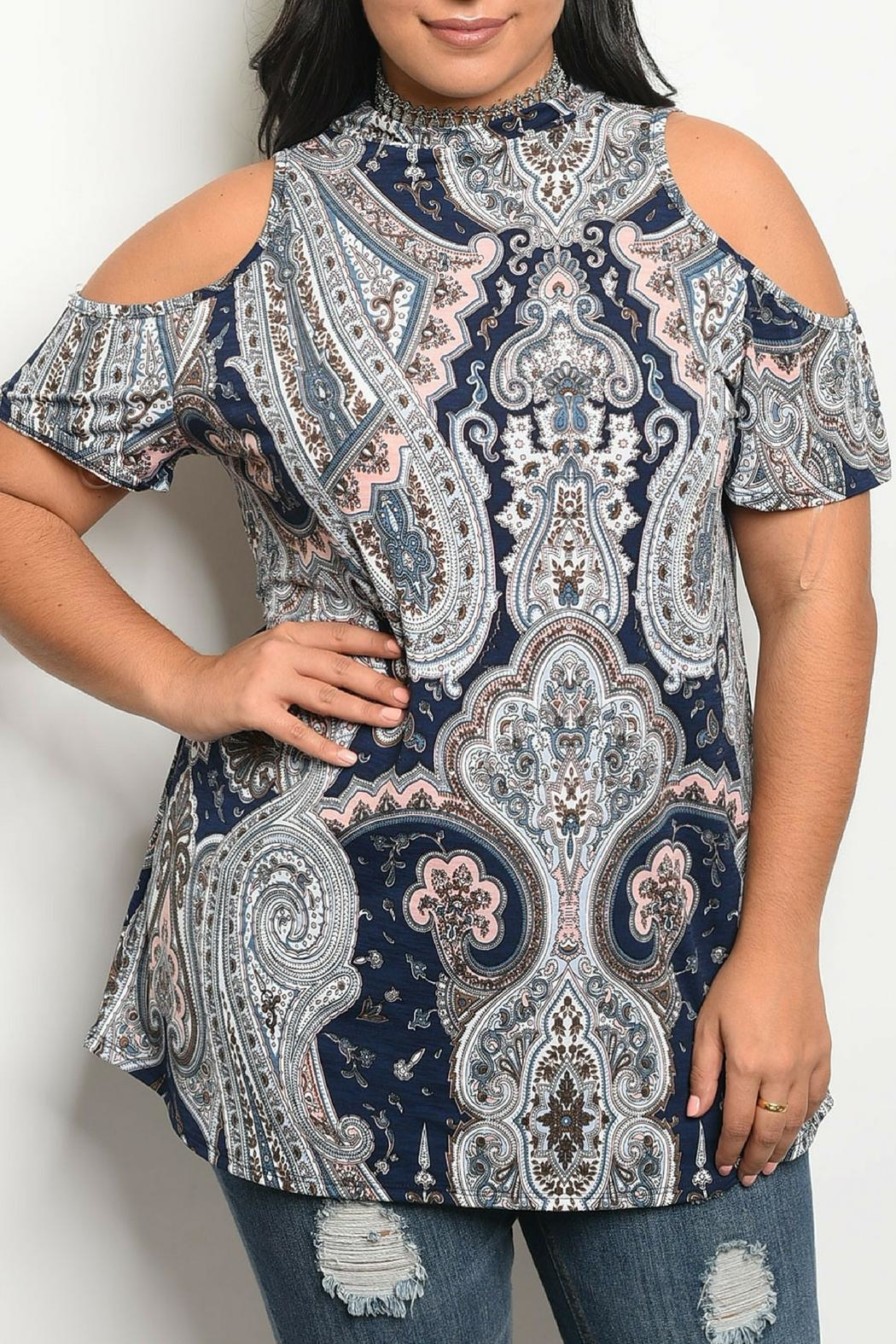 Auditions Multi Print Top - Main Image