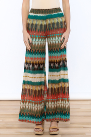 Auditions Printed Palazzo Pant - Side cropped