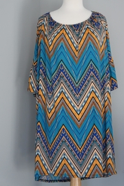Auditions Wrinkle Free Tunic - Front cropped