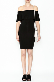 Audrey 3+1 Off Shoulder Cindy Dress - Side cropped
