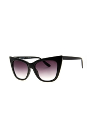AJ Morgan Audrey Black Sunglasses - Product Mini Image