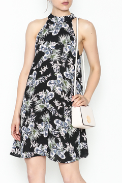 Audrey Floral Flare Dress - Product List Image