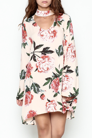 Audrey Floral Print Long Sleeve - Product Mini Image