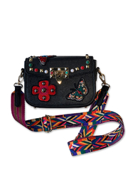 CHLOE K. NEW YORK Audrey Girls Bag - Front cropped