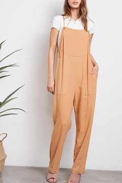 Audrey Good Day Overalls - Product List Image