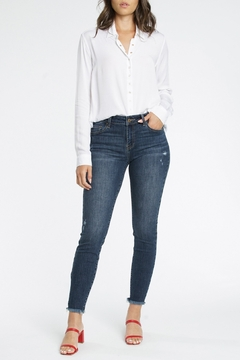 Pistola Audrey Mid Rise Skinny Jean - Product List Image
