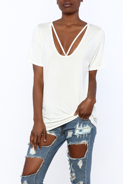 Audrey Casual Long Tee - Product List Image