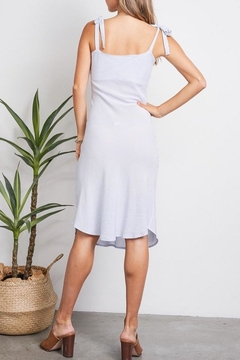 Audrey Tie Shoulder Dress - Alternate List Image
