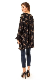 Audrey 3+1 Boho Dandelion Swing Blouse - Front full body