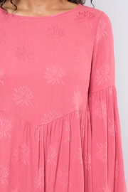 Audrey 3+1 Flare Sleeved Dress - Other