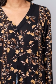 Audrey 3+1 Long Floral Shirt - Other