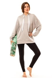 Audrey 3+1 Quincy Oversized Hoodie Sweatshirt - Product Mini Image
