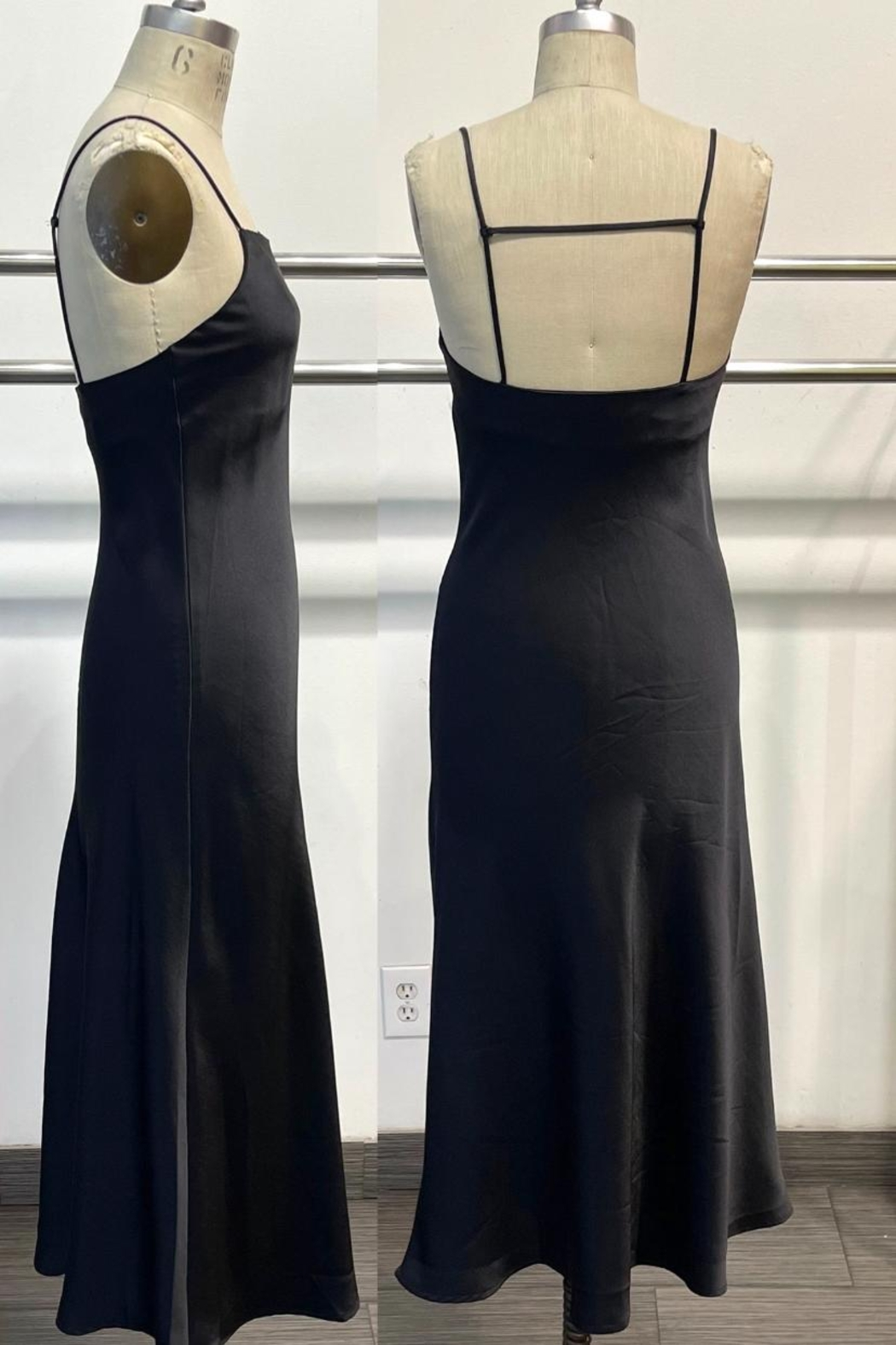 Audrey 3+1 Squared Away Dress - Front Full Image