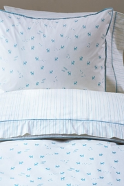 AUGGIE Twin Fitted Sheet - Front full body