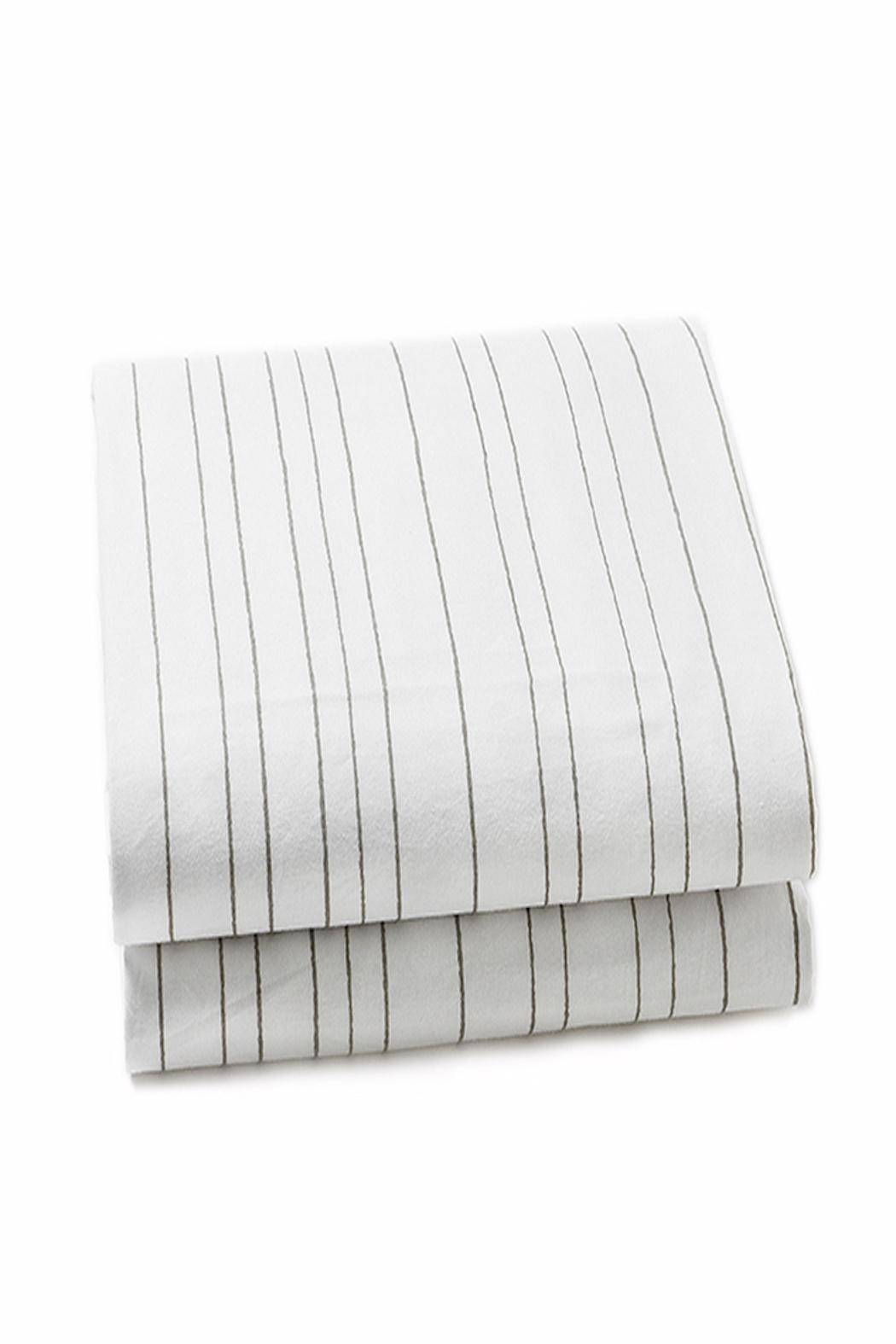 AUGGIE Twin Fitted Sheet - Front Cropped Image